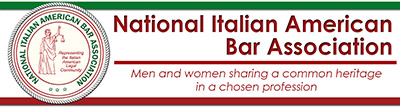 National Italian American Bar Association Member Badge